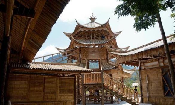 """藏在秦岭脚下的千年古城有""""小江南""""美誉,风景独特却不收门票"""