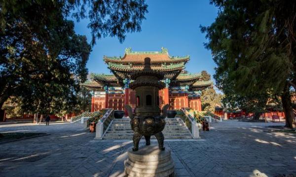 """比北京故宫历史更悠久的""""帝王禁苑"""",气势恢宏,游客少来"""