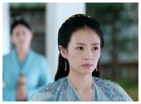 《上阳赋》章子怡再现十五岁,少女感被褒贬不已,好在没让人失望