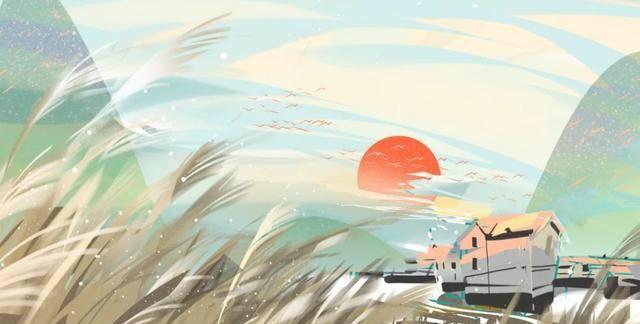 艺术家系列NO.1079-小凡人 中国插画师 温柔到心坎的插画 下篇