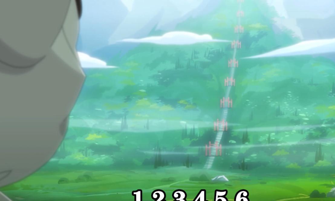 十二牌坊在一座山丘上,山的那边你知道是哪吗?正是悠狸去的地方