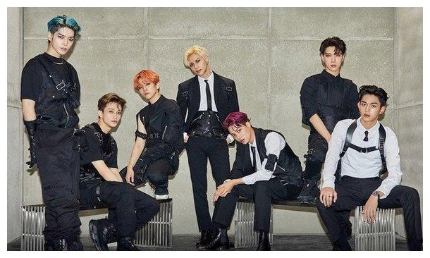 """Billboard:SuperM 成为""""格莱美奖""""候选人,韩国首个"""