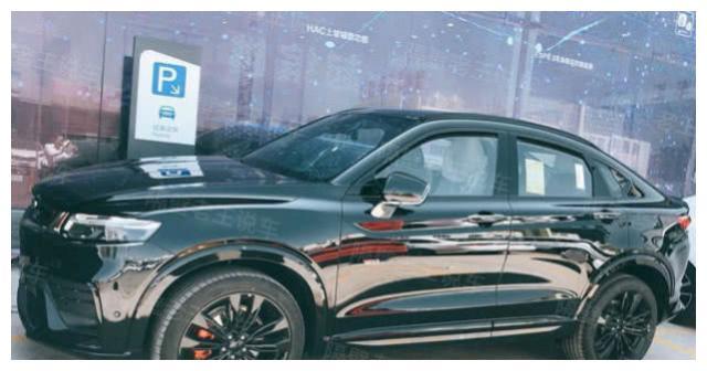吉利新轿跑SUV,全黑车身+四出排气,破百仅需6.8s