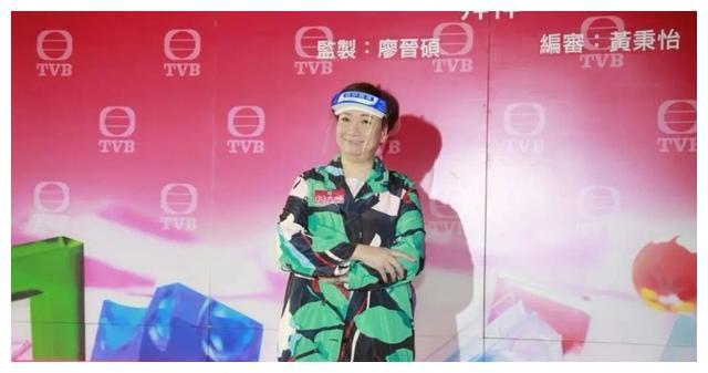 前TVB当红花旦时隔五年再回娘家:与视帝携手开拍新剧