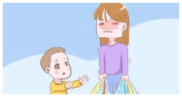 """妈妈内急去卫生间,让孩子伸进一只脚""""保平安"""",网友:又会一招"""