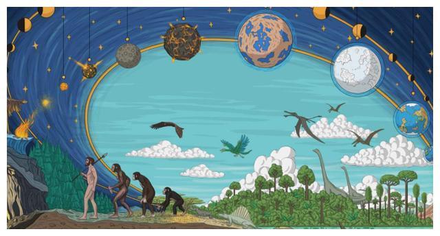 不少科学家相信,地球是个生命体,人类大概是破坏生态的癌细胞