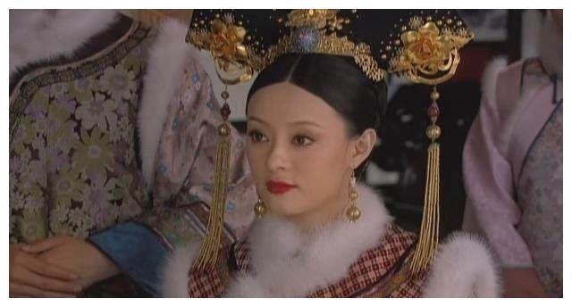 甄嬛传:皇上说的最狠的一句话,皇后当场黑脸
