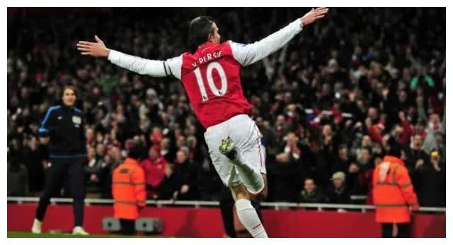 心有所属万博范佩西:曼联的20号球衣比阿森纳的10号球衣更特别!