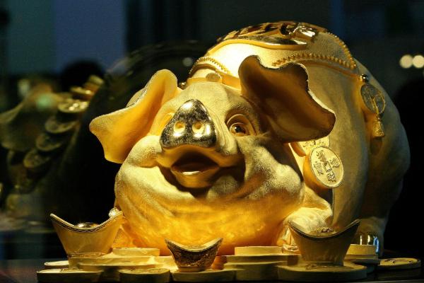 """再熬两天,生肖猪一辈子最大的贵人来找你了,11月1号变""""金""""猪"""
