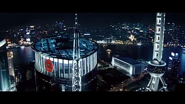 碟中谍3:老鹰搏兔,伊森大上海上演空中飞人,惊险刺激