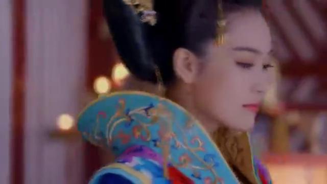 武媚娘传奇:皇后想用祈祷方式来让武媚娘流产,这皇后也太可爱了