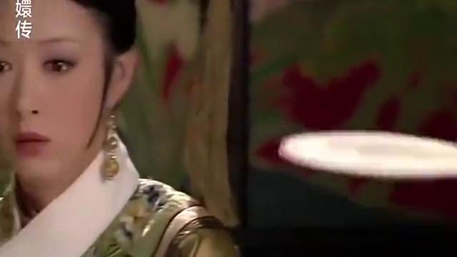 甄嬛传:蒋欣演技有多好,华妃害甄嬛小产,又吓又怕还要强