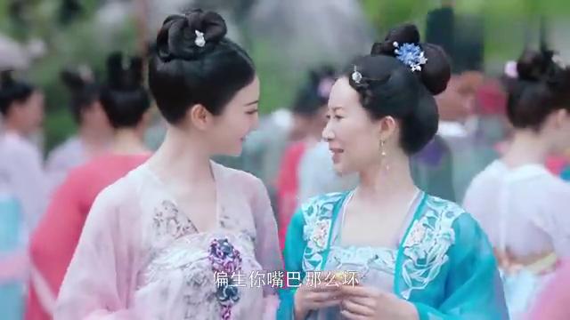 大唐荣耀:林致弄脏了崔彩屏绣衣,直接被扇巴掌,还贴脸道歉