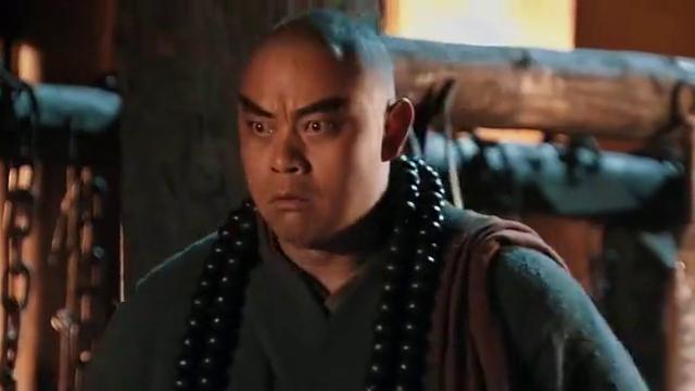 水浒传,寺院老头竟是高手一直深藏不露,遇到爱徒被迫显露武功