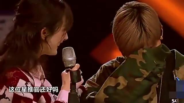 杨幂和吴青峰互对土味情话,李宇春怒了:我还活着呢,太逗了