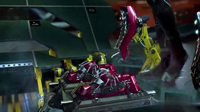 钢铁侠MK3装甲,机械感强烈的战衣,斯塔克掌握核心科技