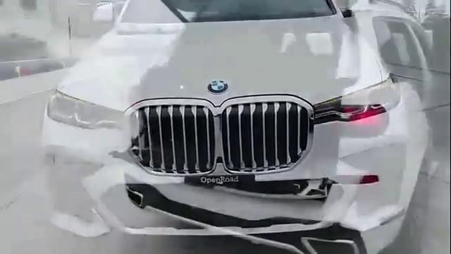宝马全新大七座豪华SUV,2019款宝马X7xDrive40i进来了解下