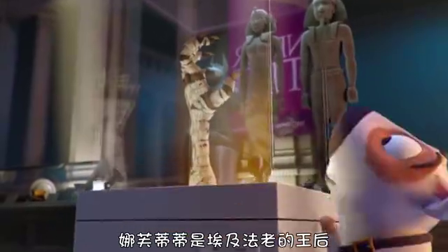 埃及女王手臂被电激活,竟跑去美甲店做指甲,意外成为网红!