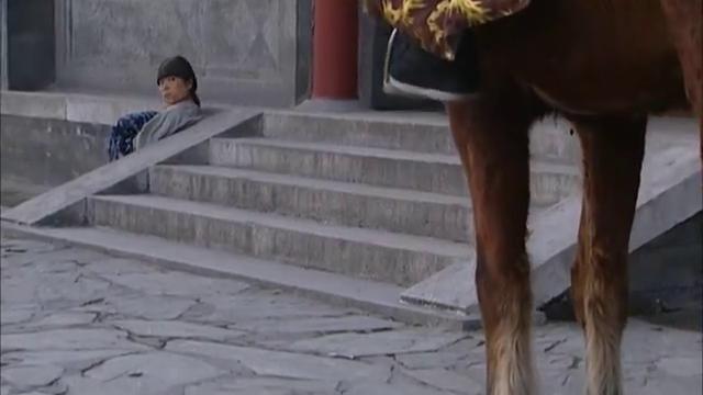 雍正王朝:哥哥即将问斩,阿兰找十三爷求助,却被有心人偷听