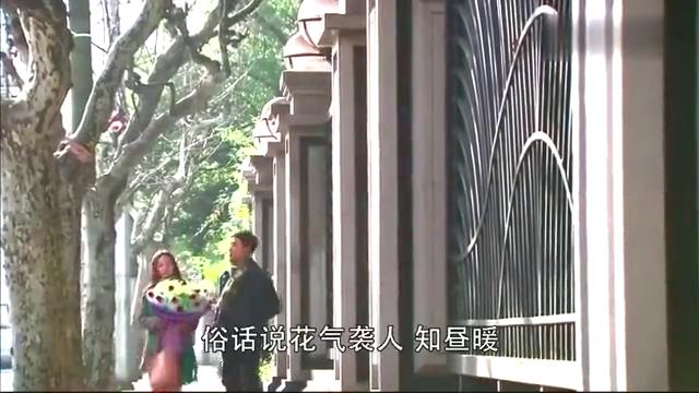 遇见王沥川:萧观送花给小秋,表示会锲而不舍,田总向张少华打探