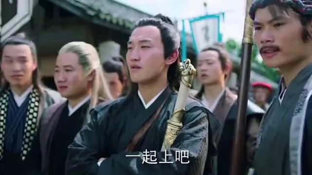 高手以金虫为兵器,叫板小李飞刀第三代传人,不料小伙力缆狂澜!