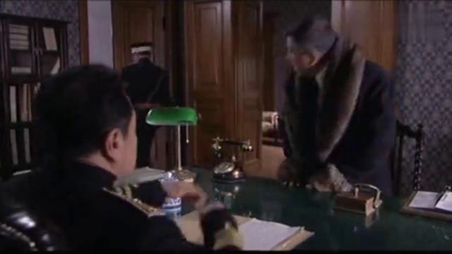 高彬终于查出了奸细,谁料厅长得知名字非常惊讶!