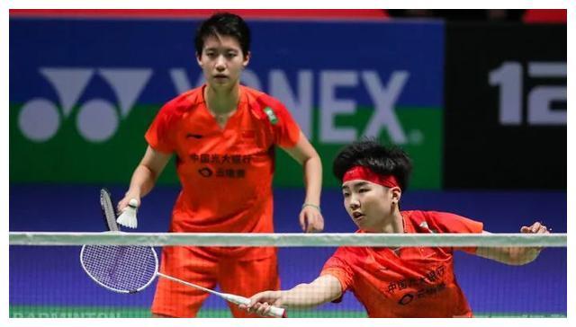杜玥/李茵晖:家人是后盾,下次决赛会更自信