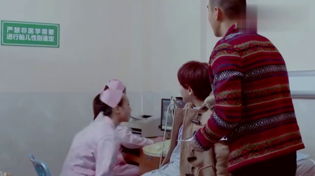老婆去医院做产检,哪料丈夫一句话问出孩子性别,厉害了!