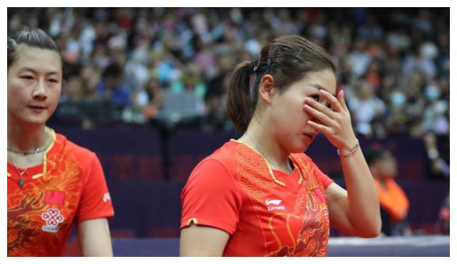 乒乓球三小魔王王曼昱、陈幸同、孙颖莎能同时参加下届奥运会吗?