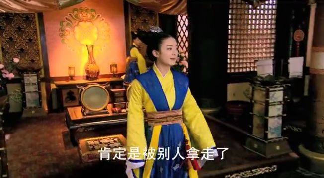 陆贞传奇:陆贞晚上跑到仁寿殿写字,被当成了刺客!