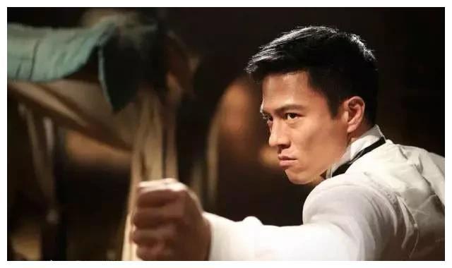 """""""西装暴徒""""安志杰:一个演技与实力都极佳的武打演员!"""