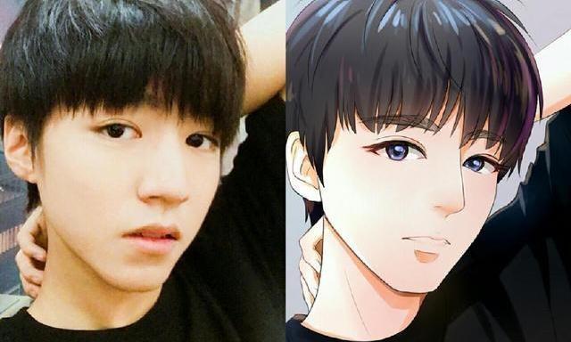 王俊凯:从漫画中走出来的青少年