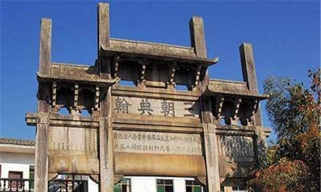 安徽深山里的千年村落:随处一拍皆入画,据说祖先大有来头