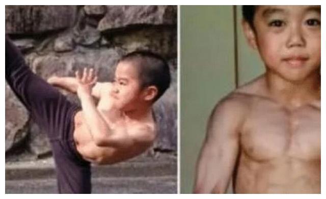 """日本3岁男孩拼命健身10年,扬言要超越""""李小龙"""",如今变成这样"""