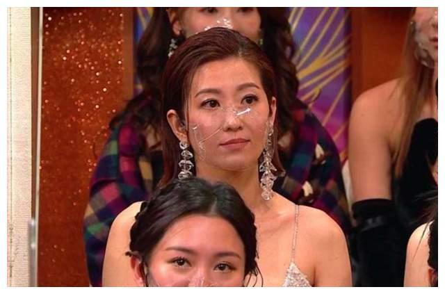 陈自瑶的一个微表情,将TVB高层计划打乱,王浩信进军内地无望