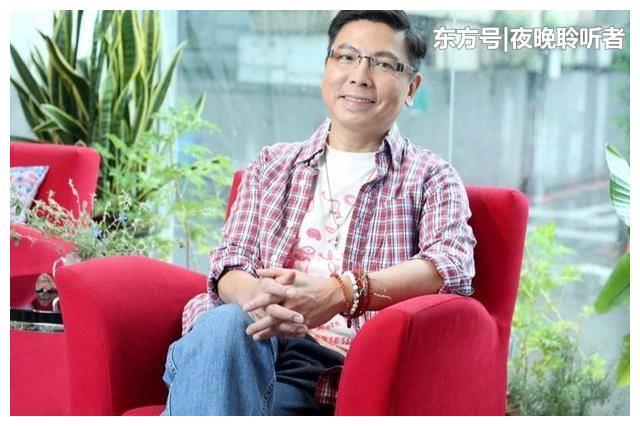 54岁名导出书自曝心酸往事,张学友曾指名要见他,如今涅槃重生