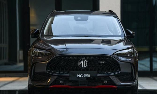 全新MG领航今晚上市 预售9.98万起/搭L2.5级自动驾驶