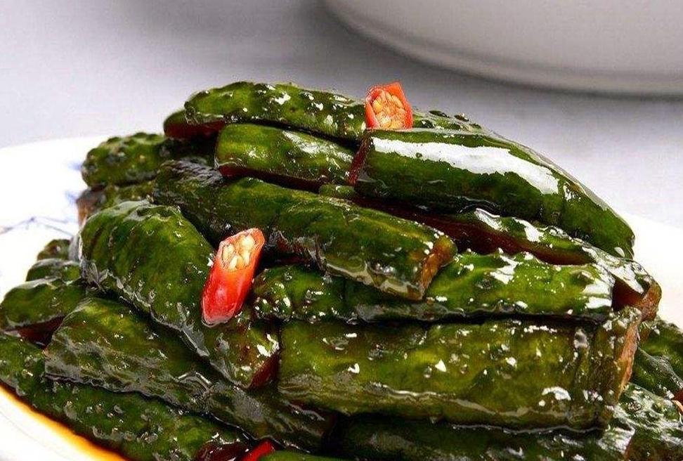 分享奶奶用了30年的配方,腌好的黄瓜又绿又脆!