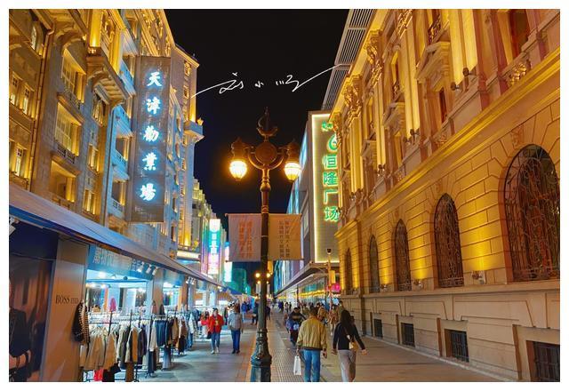 """天津""""最传奇""""的百年老商场,曾经人山人海,如今却变得冷冷清清"""