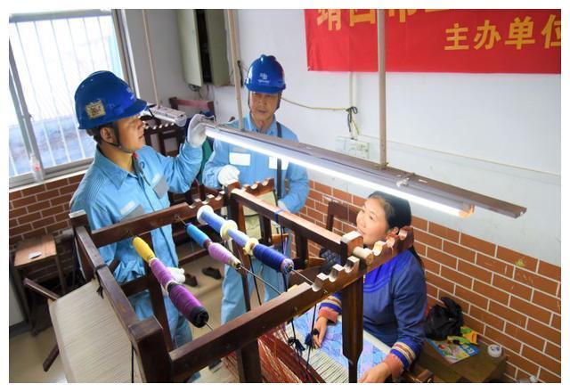 广西靖西壮锦:指尖技艺传承千年传统文化