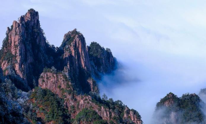 安徽5A级景区天堂寨,一票游两省,瀑布多宜踏青