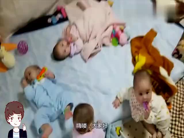 爸爸半夜起来帮宝宝盖被子,一开门看到这一幕,老爸瞬间懵了!