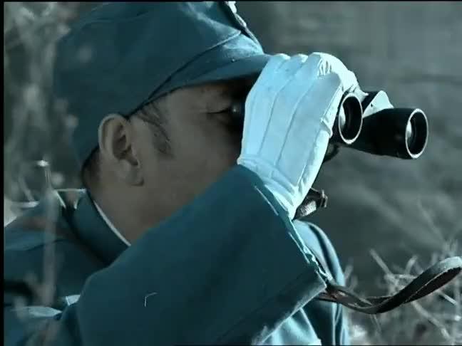 楚云飞嘲讽八路军的游击战,李云龙斜眼白愣太逗,暂停学表情