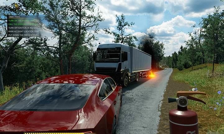 车祸现场模拟器:堪比GTA5?