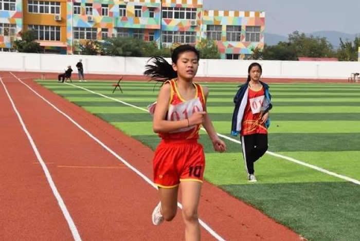 无尽拼搏,只为刹那风采——吴林街道学区召开小学秋季运动会