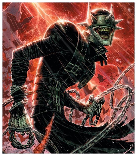 当超级英雄变成反派,蝙蝠侠有多个黑化版本,浩克更加强大!