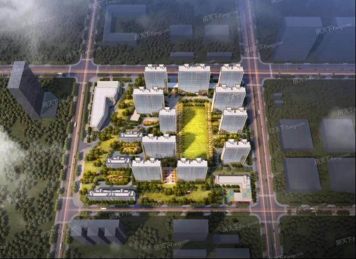 西安楼市九个项目备案价公示,四大纯新盘入市,平均每平1.2万起
