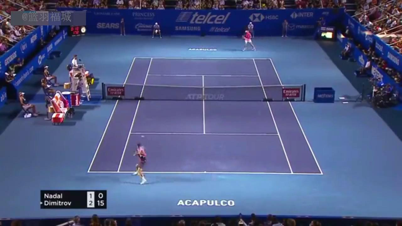 阿卡普尔科男单决赛头号种子纳达尔6-36-2战胜弗里茨,生涯第85冠