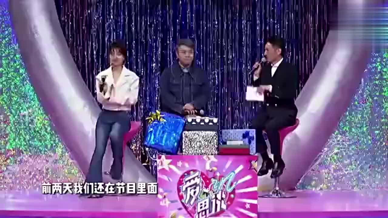 吴昕吐槽杜海涛每年生日都是送一样的礼物连观众都嫌弃会扔掉