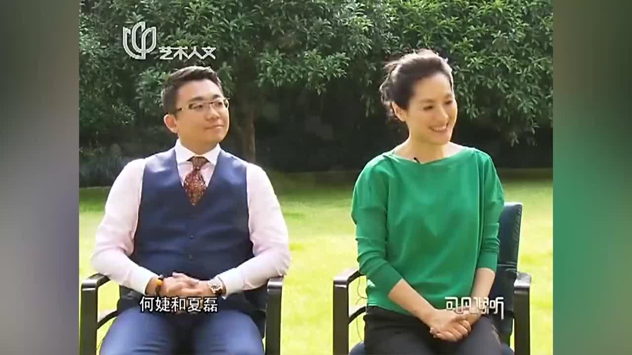 夏磊何婕上演现实版虎妈猫爸明星是如何育儿的小宝反应亮了